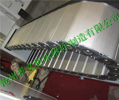 TL125全封闭式钢制拖链价格